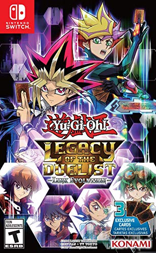 Konami (World) ! Yu-Gi-Oh Legacy of The Duelist Link Evolutionl (Import Version: North America) - Switch