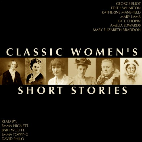 Classic Women's Short Stories cover art