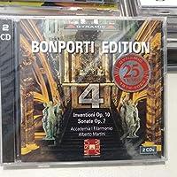 Inventioni Op. 10/Sonate Op. 7