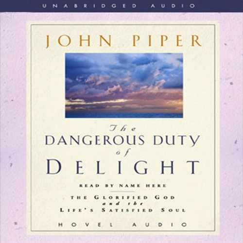 Dangerous Duty of Delight audiobook cover art
