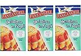 Paneangeli Tris - Gelatina in Fogli o Colla di Pesce Paneangeli - 12gx3 Confezioni (36g)