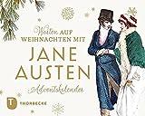 Warten auf Weihnachten mit Jane Austen: Adventskalender - Jane Austen