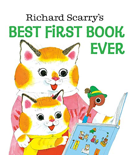 Richard Scarry's Best First Book Ever (Richard Scarry's Best Books Ever!)の詳細を見る