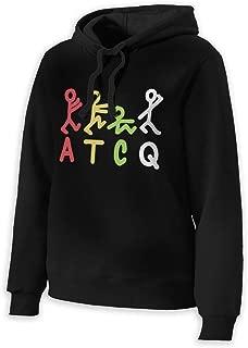Genwo182nimas Tribe Called Quest Logo Particular Hoodies Hooded Sweatshirt for Womans XL Black