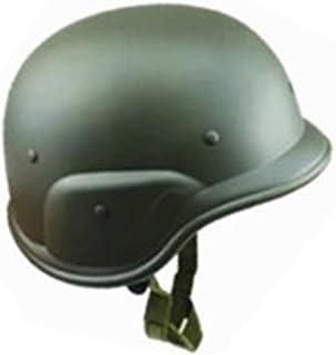 SDYDAY CS Field Army Cascos, M88 Casco de Camuflaje de plástico Gorro de Guerra Casco