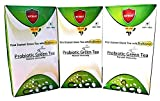 NUTRUS Probiotic Green Tea 20'sachets (Lemon) pack of 3 earlier known as Nutrus