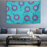 NiYoung Tapestry Wall Hanging, Indian Hippy Bohemian Mandala Tapestry, Sperm Egg Condom Tapestry Home Decorations Art for Bedroom Living Room Dorm 40x60 Inches