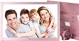 FEE-ZC 21 Inch Silver Digital Photo Frame LCD Screen 1920 * 1080 Human Body Induction MP3/MP4 Video Player Electronic Pict...