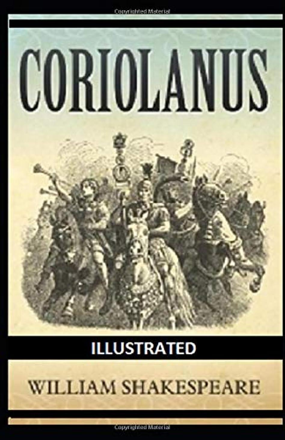 もっと列車航空便Coriolanus Illustrated