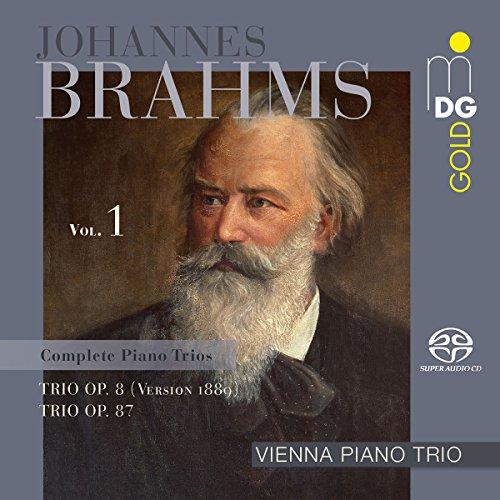 Smtl.Klaviertrios Vol.1; Trio Op.8 und Op.87