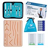 Alcedo Suture Practice Kit for Medical Students | Complete Kit...