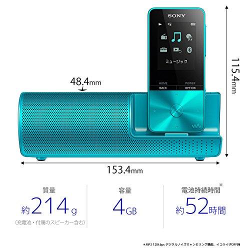 ソニー『WalkmanNW-S310/310Kシリーズ』