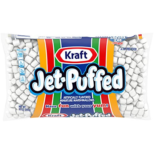 Jet Puffed Mini Marshmallow 10oz Bags Pack of 12