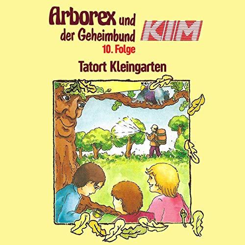 Tatort Kleingarten audiobook cover art