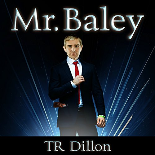 Mr. Baley audiobook cover art