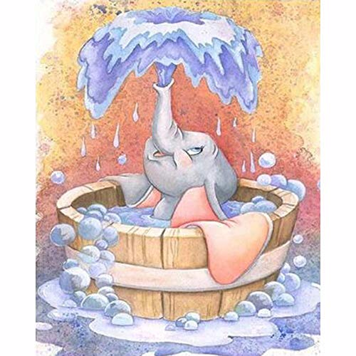 Puzzle 1000 Piezas Bebé elefante dibujos animados