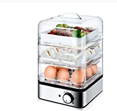 DIAOD 220V 360W Household Electric Multifunctional Egg Cooker for Up To 8 Eggs Boiler Steamer Cooking Tools Kitchen Three ...