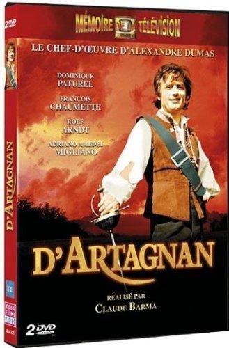 D'Artagnan [Francia] [DVD]
