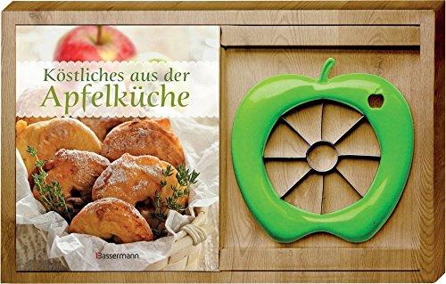 Köstliches aus der Apfelküche + Apfelteiler.Set: Die besten Koch-, Back- und Einmachrezepte