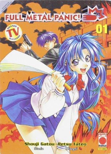 Full metal panic!: 1 (Planet manga)