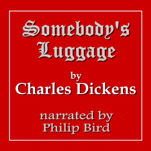 Somebody's Luggage audiobook cover art