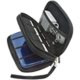 BENDO Two Compartment Carrying Case for New Nintendo 3DS XL and 3DS XL