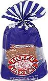 Three Bakers 7 Ancient Grain Sliced Bread, Gluten Free, 19 oz