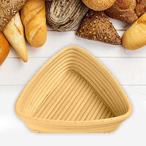 Natural Liner Wicker Mass Proofing Bread Fermentation, Rattan Basket Banneton Brotform, Dough Rising Fermentation Basket(S)