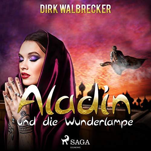 Aladin und die Wunderlampe audiobook cover art