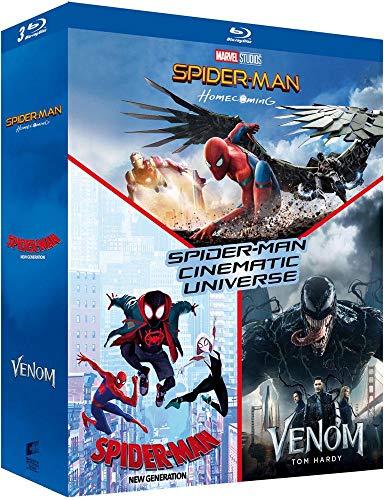 Spider-Man 3 Films en Blu-Ray