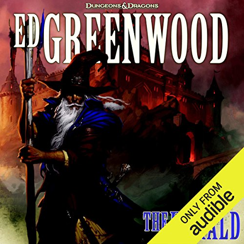 The Herald     Forgotten Realms: The Sundering, Book VI              Written by:                                                                                                                                 Ed Greenwood                               Narrated by:                                                                                                                                 John Pruden                      Length: 11 hrs and 38 mins     2 ratings     Overall 5.0