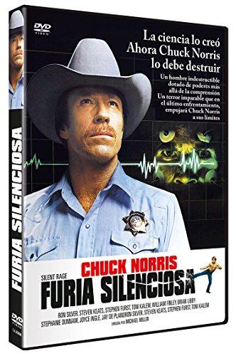 Furia Silenciosa (Silent Rage) 1982 [DVD]: Amazon.es: Chuck ...