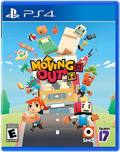 Moving Out for PlayStation 4 PlayStation 4 product image