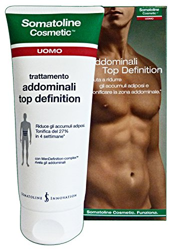 Somatoline Cosmetic Uomo Trattamento Addominali Top Definition Sport 200 ml