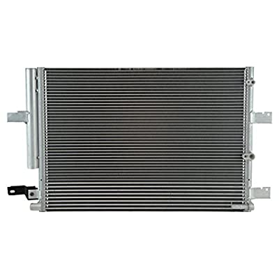 AC Condenser A/C Air Conditioning Direct Fit for Ford Edge Lincoln MKX Brand