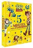TOY STORY - 5 Minutes pour S'endormir - 12 histoires avec Woody, Buzz et leurs amis - Disney Pixar (French Edition)
