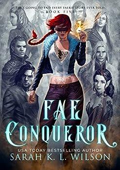 Fae Conqueror  Fae Hunter Series Book 5