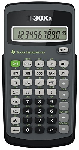 Texas TI30XA Wissenschaftlicher Taschenrechner