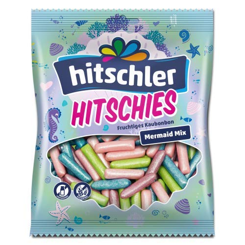Hitschler Hitschies Kaubonbon Mermaid Edition