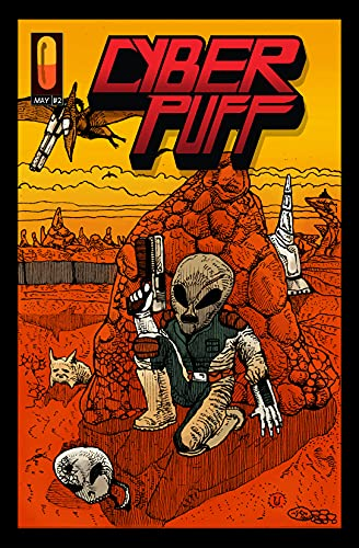 Cyber Puff #2 (English Edition)