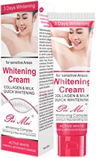 Ofanyia Natural Private Part Whitening Cream Lighten Melanin Sweatproof Stop Odor Whitening Body Care Private Whitening Cream