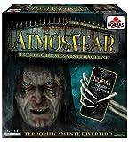 Borras- Atmosfear Juego de mesa familiar de habilidad, estrategia y suspense, versión interactiva con App exclusiva, a partir de 12 años (18354)