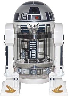 TTZY R2-D2 Máquina de café Perforadora Manual para el hogar Prensa de café Olla Percolator Star Wars R2-D2 Mini cafetera máquina de Aislamiento 1pc