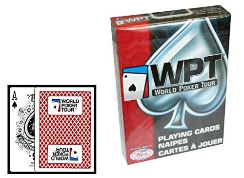 Unbekannt Poker Deck World Poker Tour Bee