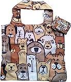 Chilino 230 Doggies Faltbare Mehrwegtasche