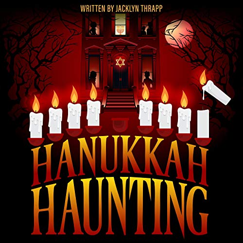 Hanukkah Haunting  By  cover art