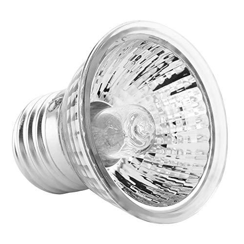 KSTE UVA UVB Full Spectrum Solar Lamp Reptile Verwarming Licht Lamp Zonlicht Lizard Warmtelamp 50 W