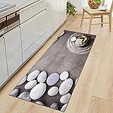 OPLJ Wohnzimmer Küche Lange Fußmatten Antirutschmatte