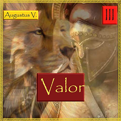 Valor: The Purpose of Courage audiobook cover art