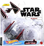 Hammond toys Tie Dagger Hot Wheels Star Wars...
